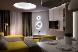 the futuristic apartment that denis rakaev created moon box