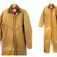 insulated jumpsuit best vintage mechanic coveralls products on wanelo
