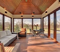 Outdoor Wall Sconce Up Down Lighting Craftsman Porch With French Doors U0026 Screened Porch Zillow Digs