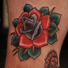 40 most beautiful black rose tattoo images