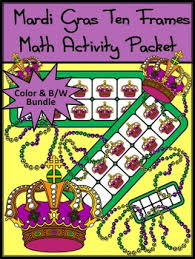mardi gras frames mardi gras math activities teaching resources teachers pay teachers