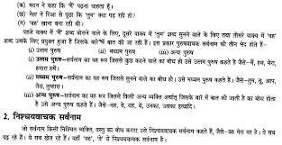 ncert solutions for class 7 hindi chapter 3 सर वन म learn