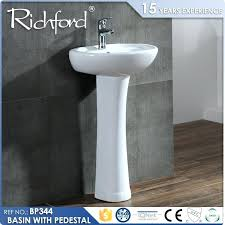 Pedestal Manufacturers Vessel Sink Pedestal Stand U2013 Meetly Co