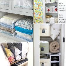 organizing closets 13 brilliant linen closet organization ideas