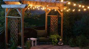 outdoor patio string lights ideas outdoor string lighting ideas dosgildas com