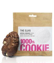 cannabis edibles delivery the elvis cookie the venice cookie co 1 000mg thc bud oc