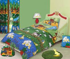 bedroom junior bed duvet set single bed duvet for toddler red