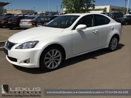 2010 lexus is250 pre owned white 2010 lexus is 250 awd leather with moonroof