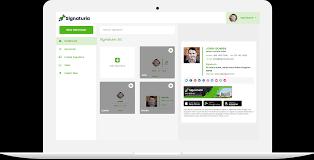 free email signature templates email signature creator and html signature generator signaturia