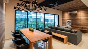 Young Modernist Condominium Interior Design By Nu Infinity - Modern condo interior design