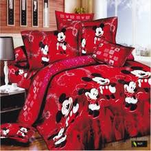 Children S Duvet Cover Sets Popular Queen Mickey Mouse Sheets Buy Cheap Queen Mickey Mouse