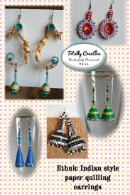 106 best quilled accessories images on pinterest paper jewelry