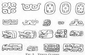 Glyph Symbol - mayan glyphs on florida pottery lostworlds org