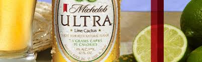 kirkland light beer carbs michelob ultra lime cactus drinks happy hour pinterest low
