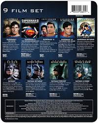 batman u0026 superman movie gift set announced dc comics news