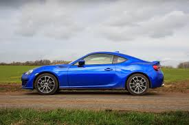 blue subaru 2017 2017 subaru brz se lux review