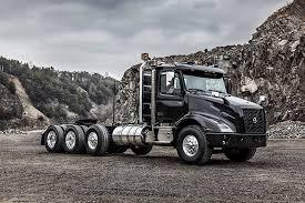 volvo haul trucks for sale volvo tackles heavy haul market with new vnx truck trucks com
