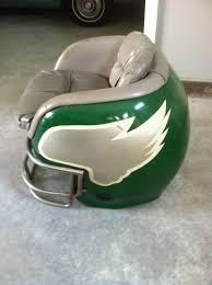 Helmet Chair New Eagles Chair Stuff To Buy Pinterest