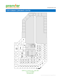 irvine executive office space von karman corporate center