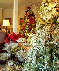 decorations modern decorated christmas tree beautiful with loversiq