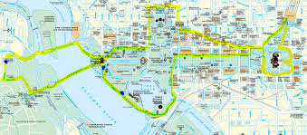 washington dc trolley map washington dc a to z iwo jima memorial and other monuments at
