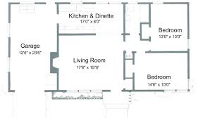 2 Bedroom Bungalow Floor Plans by Tiny House Floor Plans And Amazing Single Floor House Plans 2