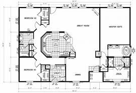 Triple Wide Floor Plans House Plan For Modular Home Amazing About Mobile Floor Plans Also