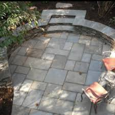 13 best square cut flagstone patios images on pinterest