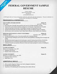 Federal Job Resume Sample by Federal Job Resumesresume Example Resume Example
