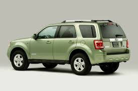 Ford Escape Roof Rack - ford escape hybrid delivers total package for los angeles county
