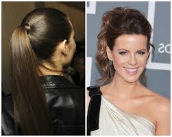 photo prom ponytail hairstyles high ponytail hairstyles ideas for
