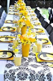 bumble bee baby shower theme bumble bee baby shower bumble bee baby shower table design