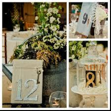 spectacular vintage wedding table numbers unbelievable wedding