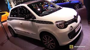 renault twingo 2015 interior 2018 renault twingo exterior and interior walkaround 2017