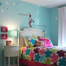 Girls Bedroom Wall Quotes Softball Inspirational Quote Wall Sticker U2013 Fastpitch Softball