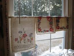c dianne zweig kitsch u0027n stuff hanging vintage kitchen towels