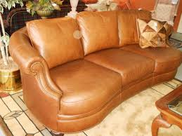Ebay Brown Leather Sofa Living Room Camel Colored Leather Sofa With Sofa Bar Table Plus