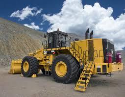 cat intros 992k loader 854k wheel dozer with improved design