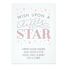 wishes for baby cards wishes for baby wish on a baby shower sign card zazzle