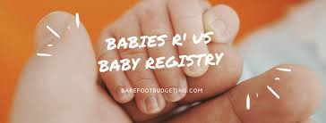 baby registries online best baby registries barefoot budgeting