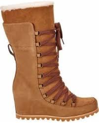 ugg platform wedge boots emilie bloomingdale s tis the season for savings on s ugg wedge winter boot