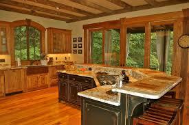 Mountain Home Interiors Mountain Home Kitchens Home Design Ideas
