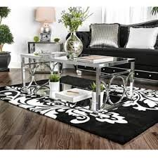 Black Glass Coffee Table Glass Coffee Console Sofa U0026 End Tables Shop The Best Deals For