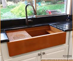 accessories for sinks havens metal