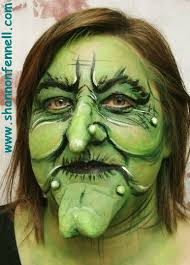 witch face paintings i don 39 t make these up i just do their make up