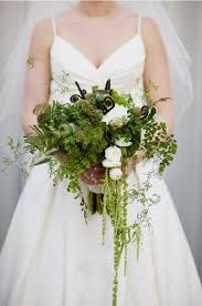 wedding flowers greenery 27 greenery wedding bouquets weddingomania