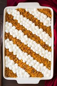 Sweet Potato Recipe For Thanksgiving With Marshmallows 19 Easy Sweet Potato Casserole Recipes How To Make The Best