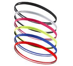sport headbands nike swoosh sport headbands six pack midwest warehouse
