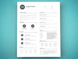 free modern resume templates psd resume templates psd free fungram co