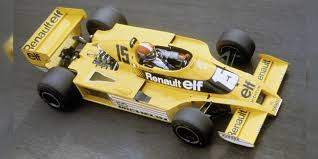 renault rs01 renault celebrates 40 years of f1 with an actual u0027yellow teapot u0027